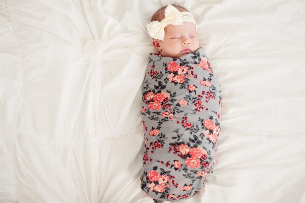 Запеленованый младенец