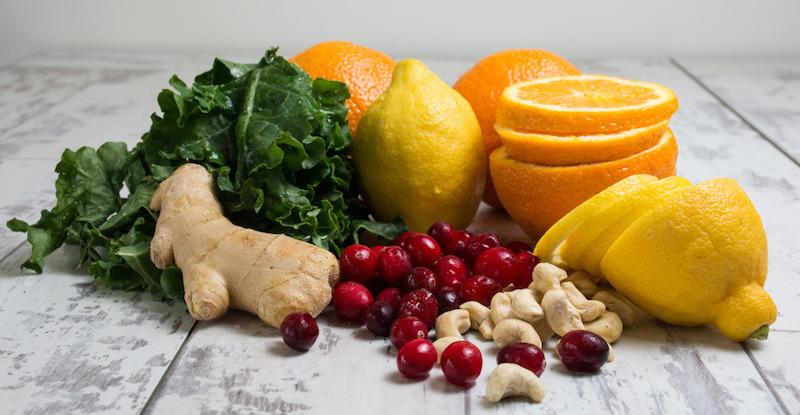 Полезные продукты для укрепления иммунитета в домашних условиях
