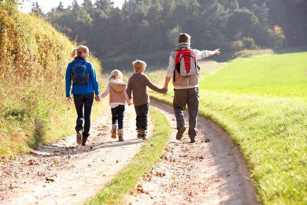 Способы борьбы со стрессом посредством прогулок на свежем воздухе