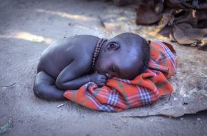 Большинство заразившихся столбняком составляют новорожденные дети развивающихся стран