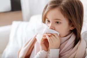 Часто инфекционный мононуклеоз встречается у детей и подростков