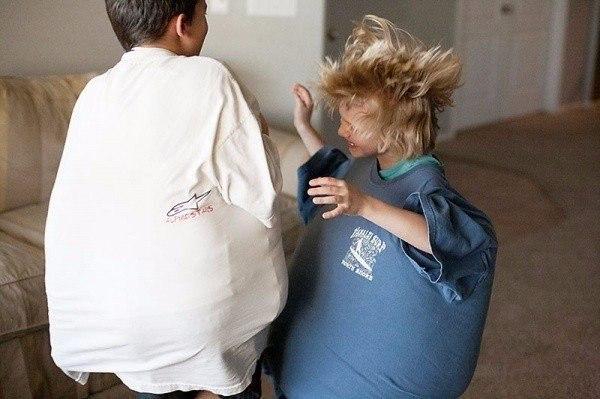 Дети сумоисты
