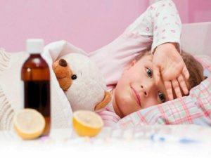 Лечение ангины у ребенка в домашних условиях
