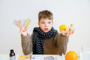 Лечение коклюша у ребенка
