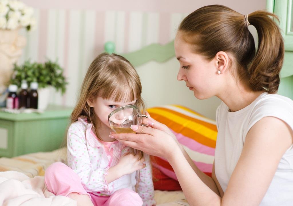 Лечение мононуклеоза у ребенка в домашних условиях