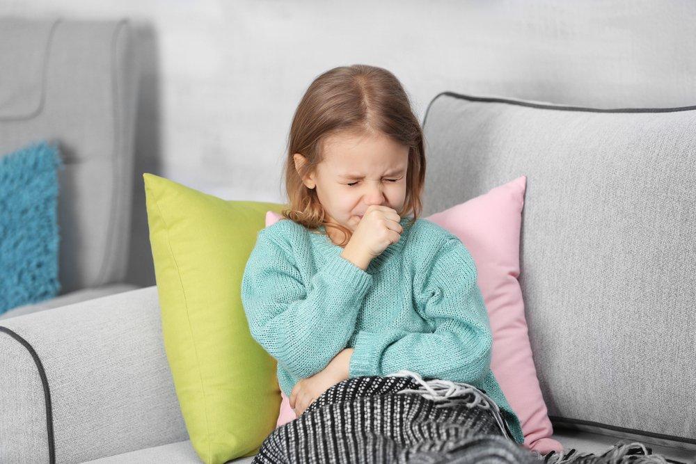 Нельзя, чтобы ребенок испытывал страх перед очередным приступом кашля