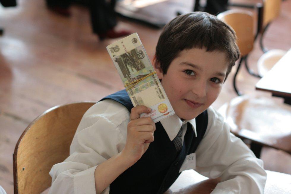 Нельзя давать деньги за оценки ребенку