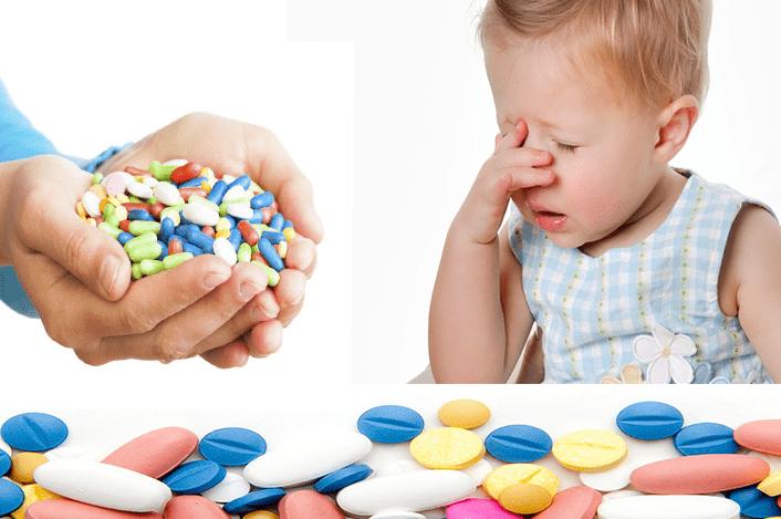 Нельзя лечить везикулярный фарингит у ребенка самостоятельно
