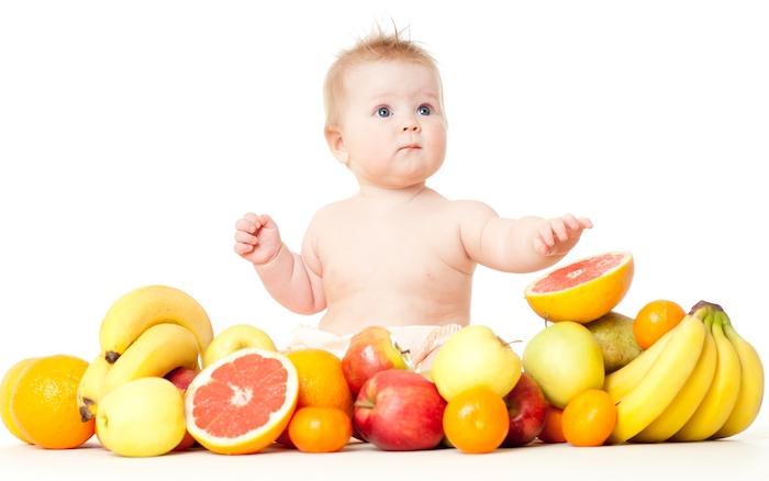 Нужно давать детям больше витаминов