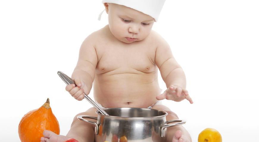 Приготовить детское питание можно дома