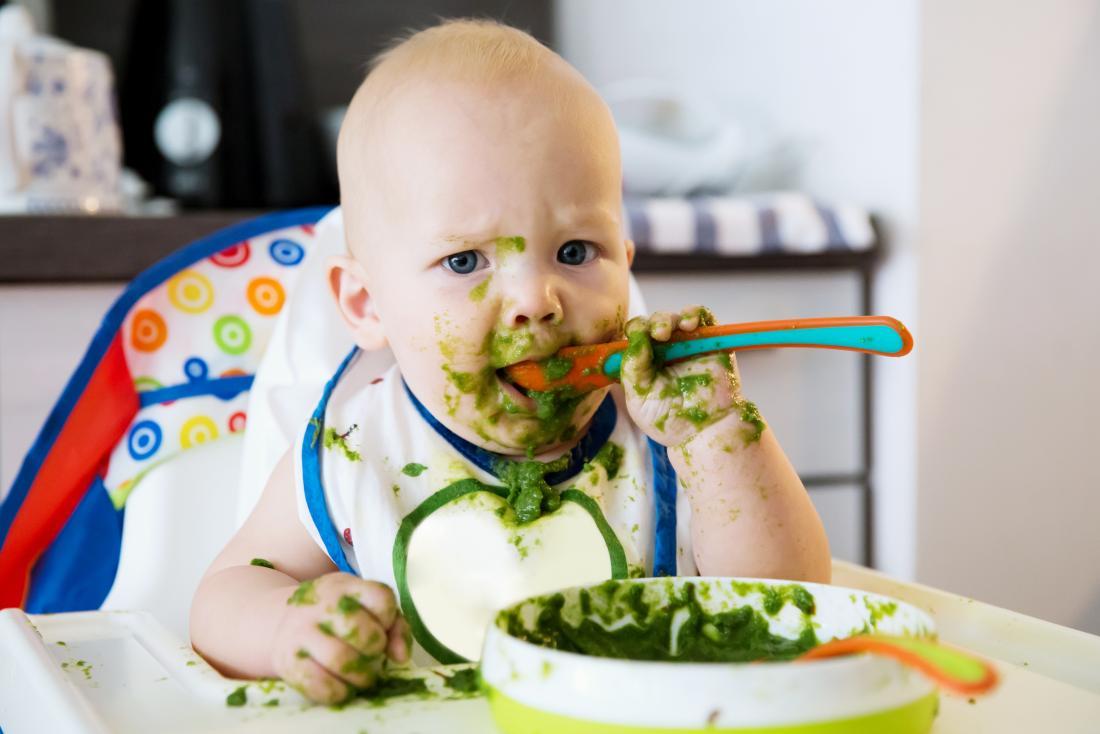 Прикорм у ребенка не должен ассоциироваться с чем-то негативным