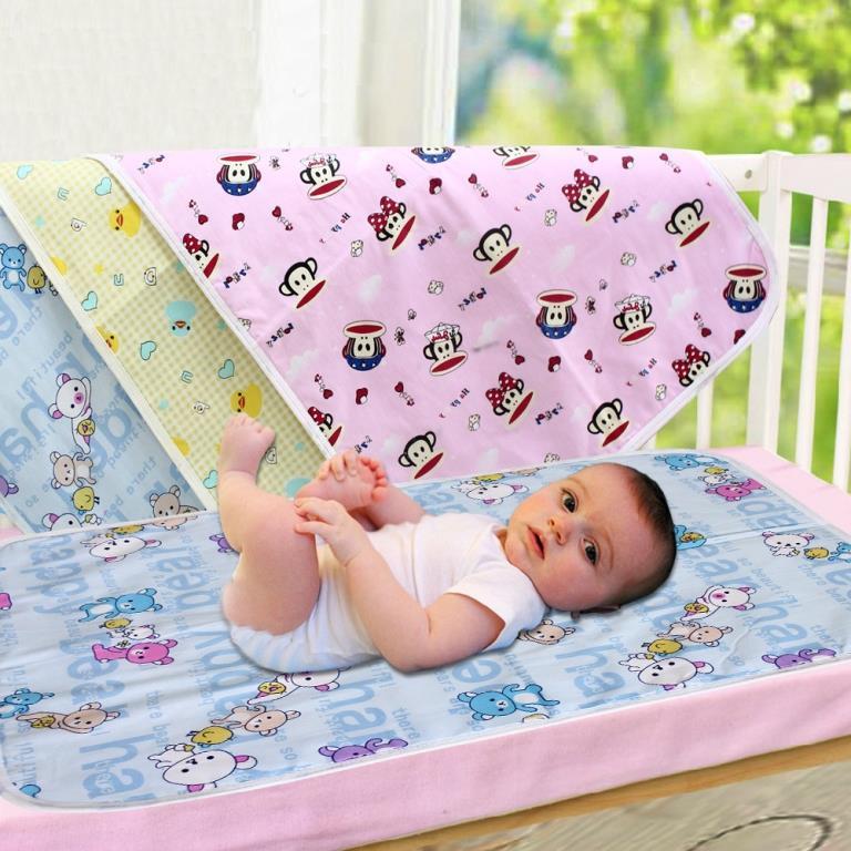 Применение детских пеленок