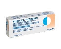 Вакцина Rudivax