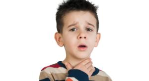 Везикулярный фарингит у ребенка