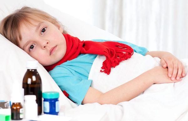 Антибактериальные средства детям при бронхите