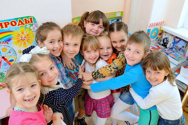 Чаще всего заражение происходит в детских коллективах