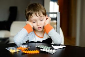 Как лечить ребенка