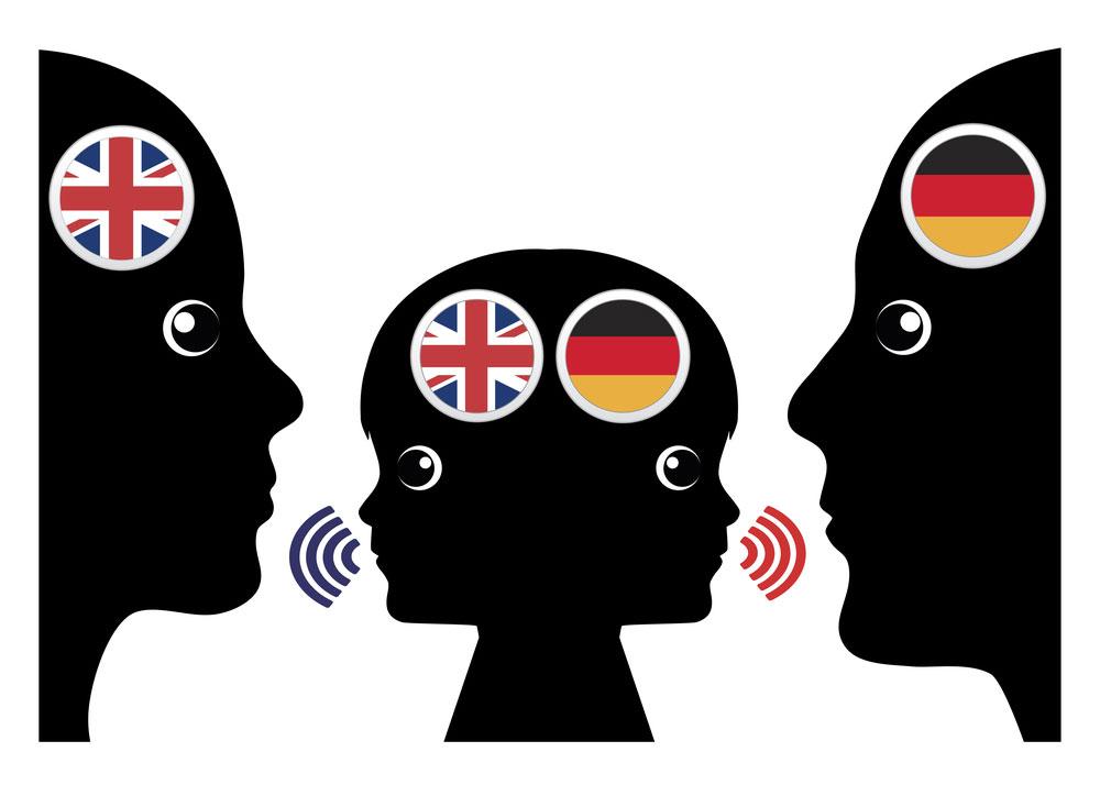 Обычно дети-билингвы встречаются в интернациональных семьях