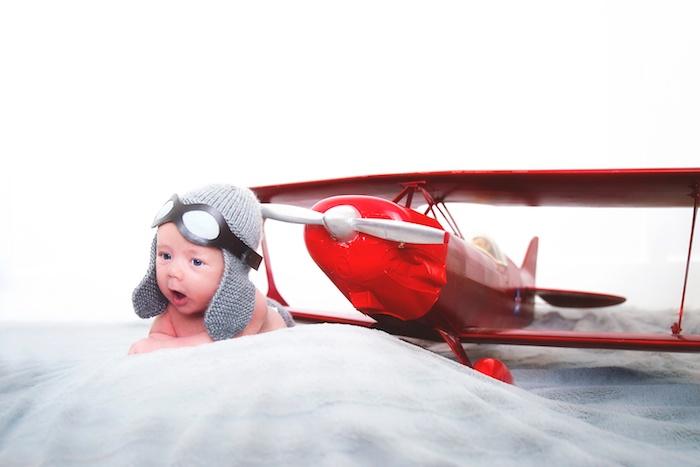Перелет детей на самолете