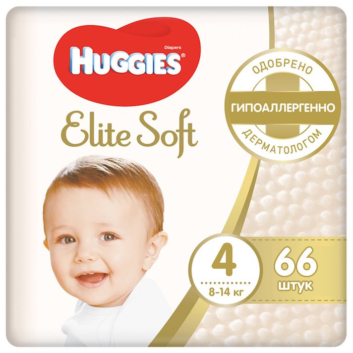 Huggies Elite Soft 4