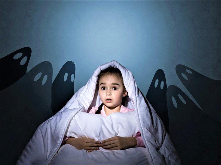 Ночные кошмары ребенка