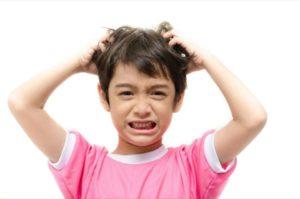 Педикулез у ребенка