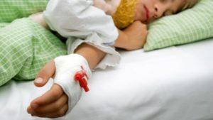 При обезвоживании необходимо срочно обратиться к врачу