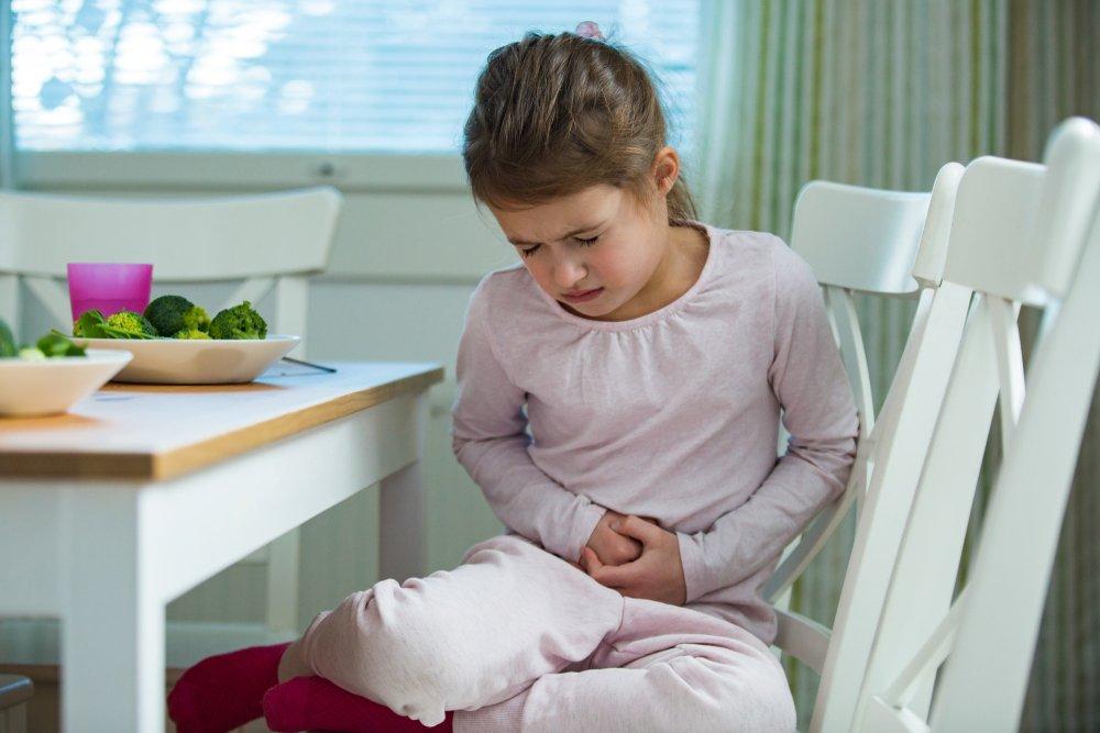 Признаки аппендицита у детей