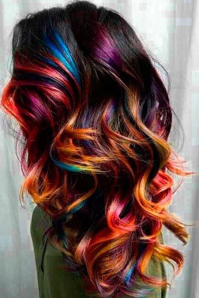 Разноцветное