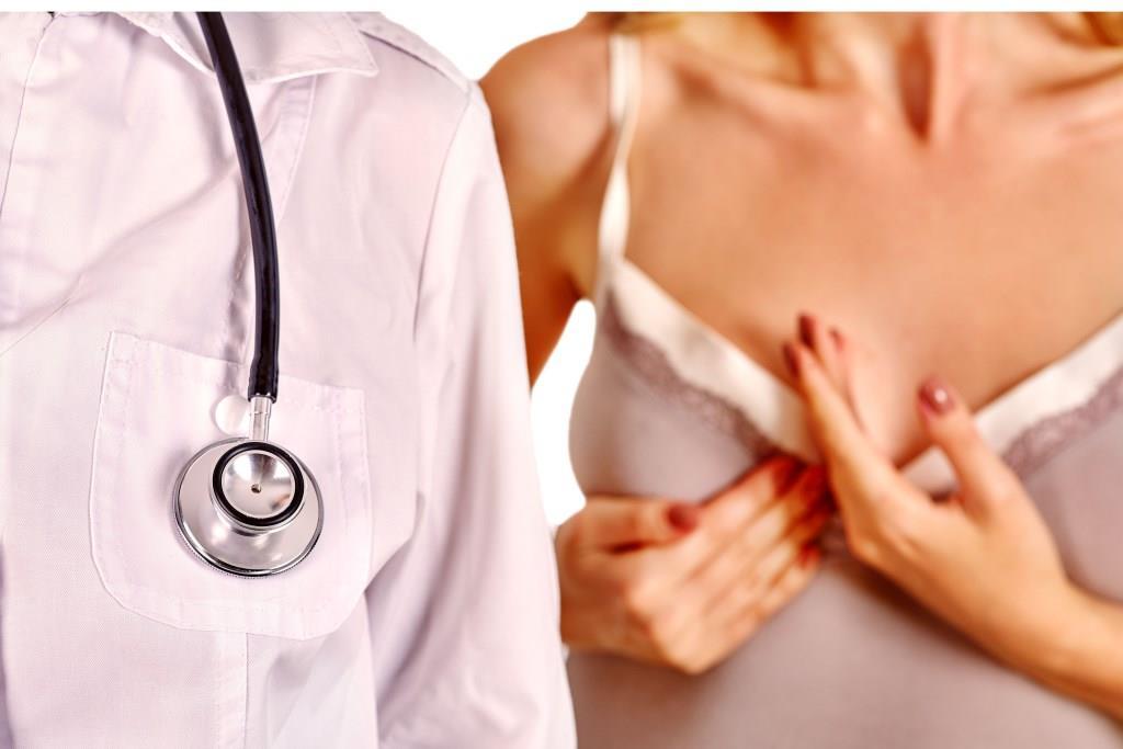 Регулярное обследование груди