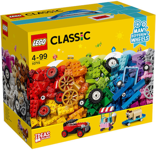 Классический набор Lego