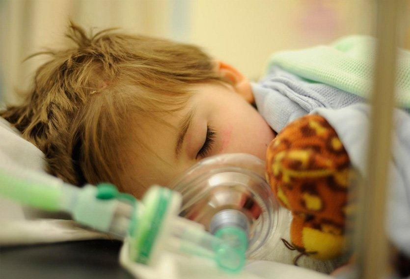 Лечение менингита у ребенка