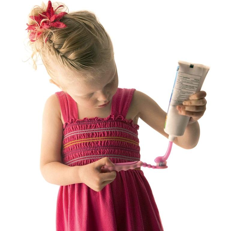 Зубная паста для ребенка