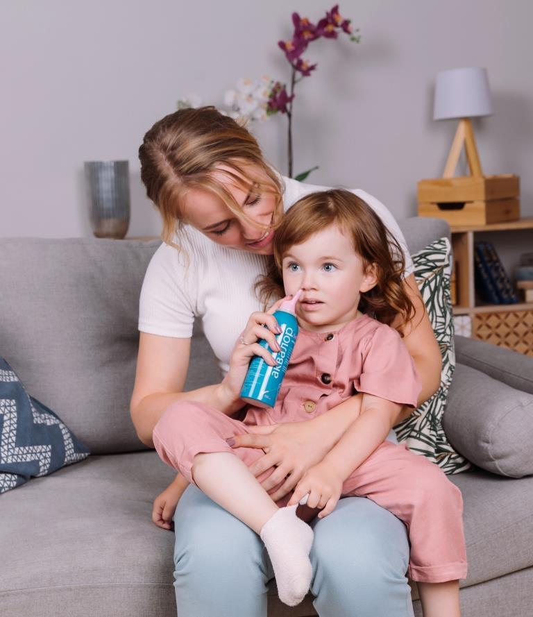 Детское средство для увлажнения носа