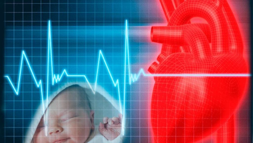 Ребенок и сердце