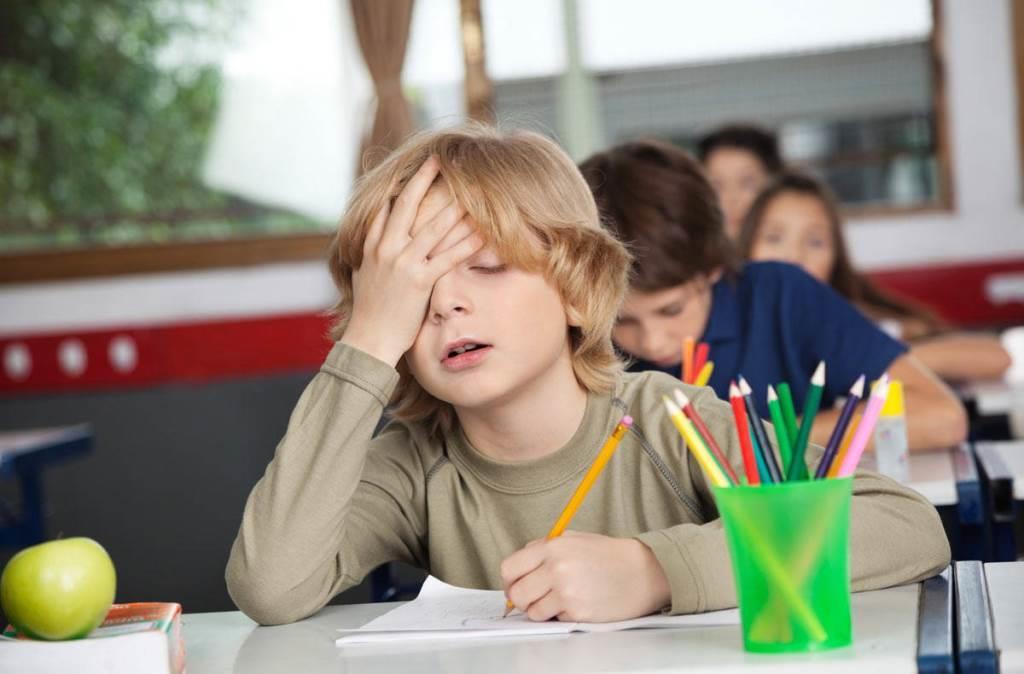Тяжелые нагрузки на ребенка могут вызвать заболевание