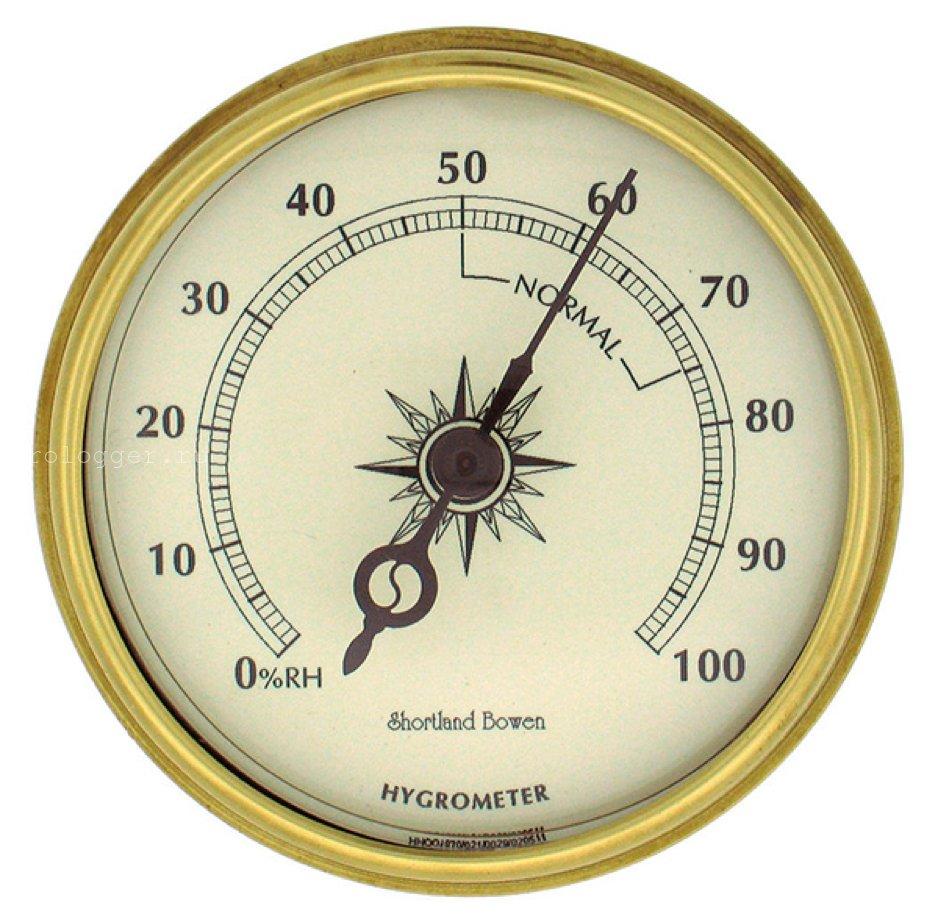 Что измеряют гигрометром