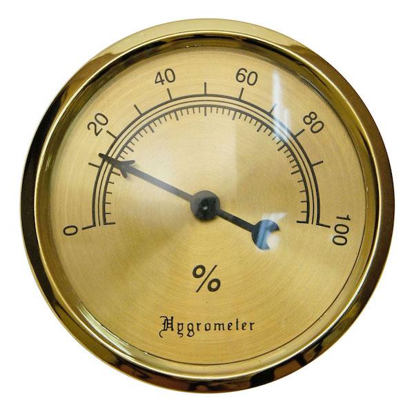 Механический тип гигрометра