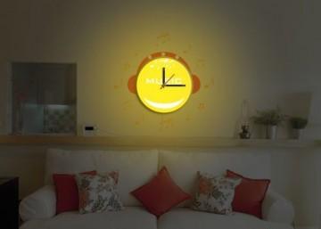 Ночник-часы