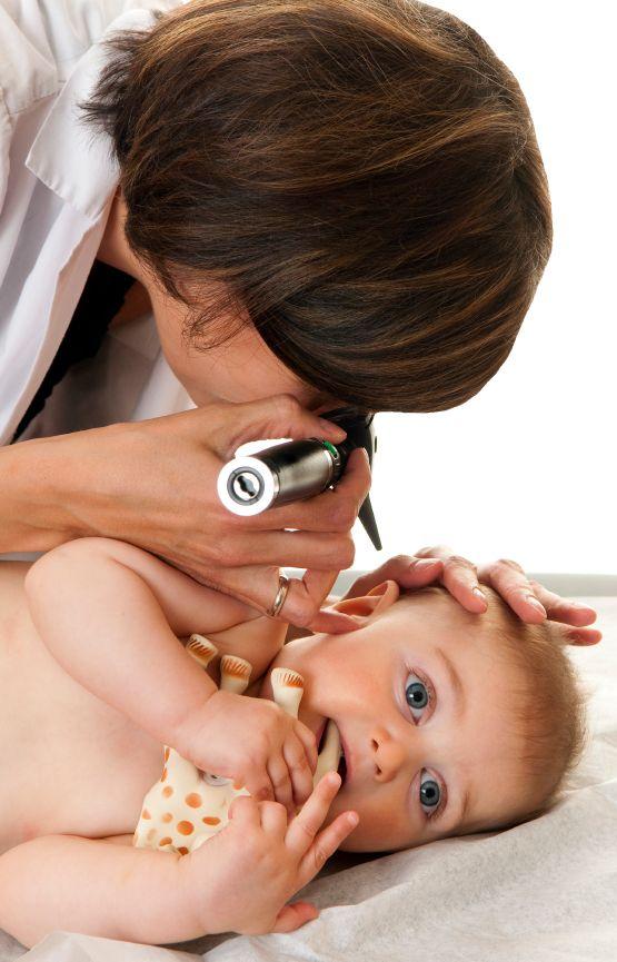 Поход к врачу с ребенком