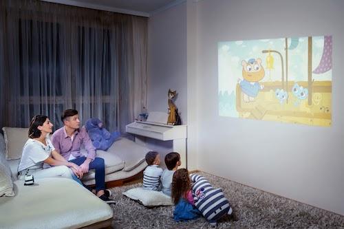 Проектор для мультиков для детей