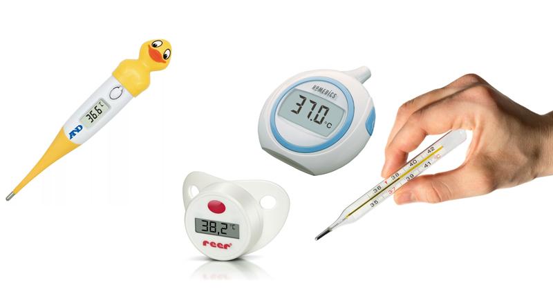Что показывает термометр