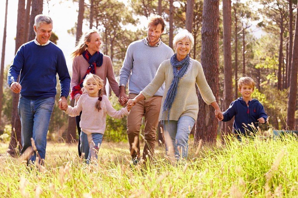 Дети и взрослые делятся на группы здоровья
