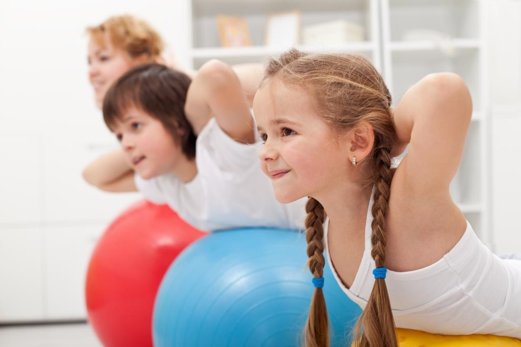 Дети второй группы здоровья