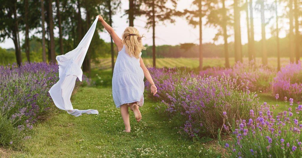 Детям полезно ходить босиком