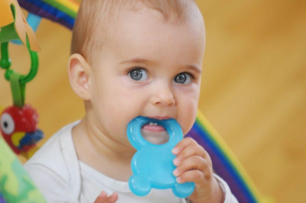 Прорезыватель для зубов какой лучше