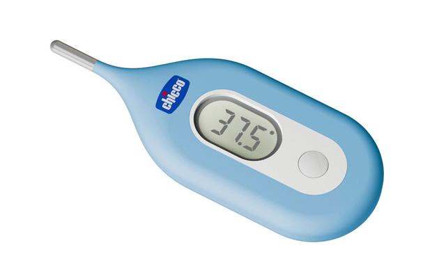 Ректальный термометр-кнопка