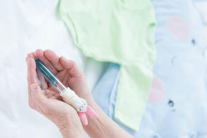 Беременность при помощи ЭКО