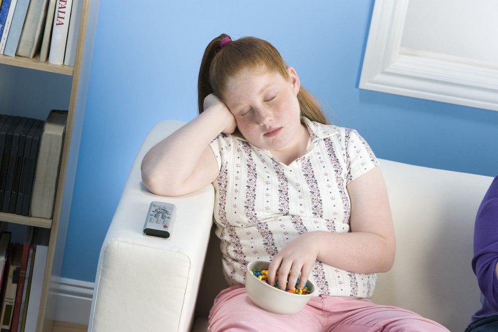 Лишний вес увеличивает нагрузку на позвоночник