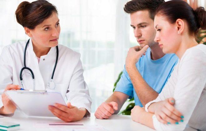 Перед назначением ЭКО проводится обследование будущих родителей